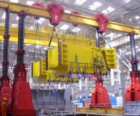 贵州重庆大型设备吊装液压龙门吊