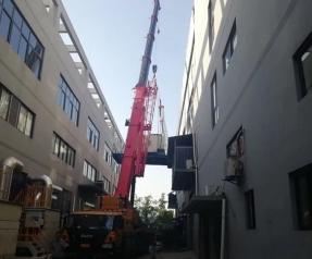贵州重庆精密设备吊装上楼 专业厂家