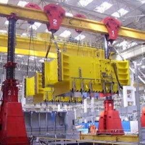 重庆大型设备吊装液压龙门吊
