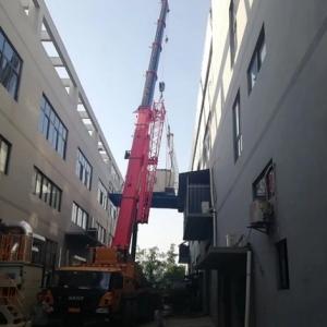 重庆精密设备吊装上楼 专业厂家